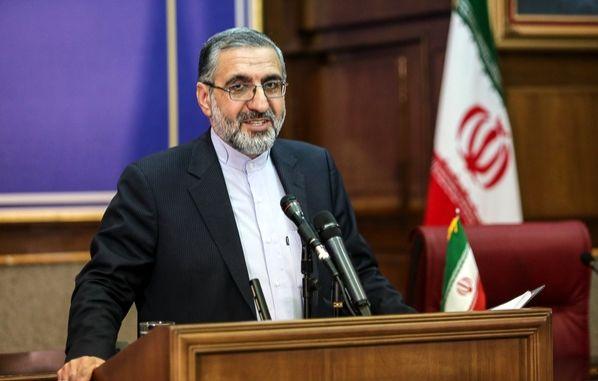 ورود اطلاعات سپاه به پرونده فایل صوتی ظریف