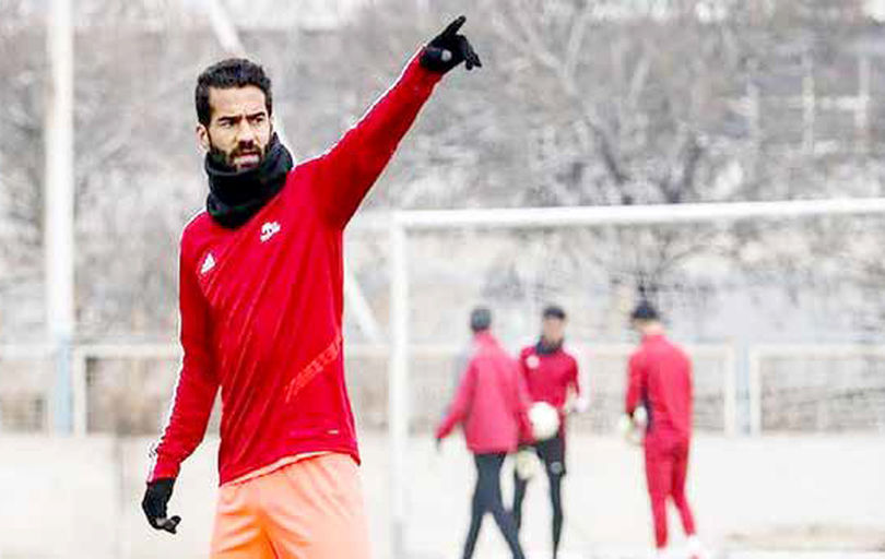 مربی مسعود!