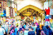 از ازدحام بازار تا  امنیت امامزاده صالح