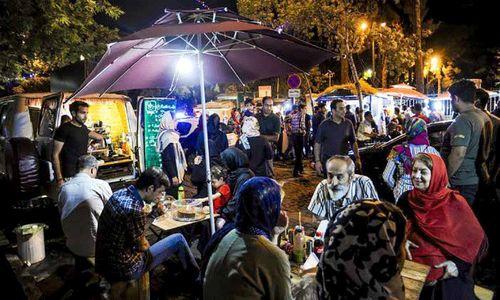 زندگی شبانه تهران؛ سالی یک ماه