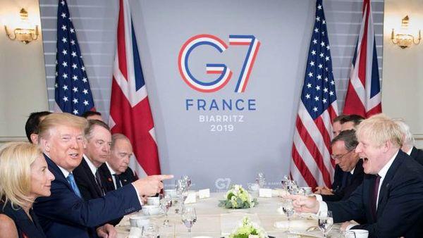 سران گروه هفت برای کاهش تنش با ایران توافق کردند