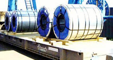 مُهر صادرات بر فولاد پس از اطمینان از اشباع بازار