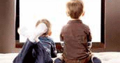 استفاده از تلویزیون برای کودکان زیر 2 سال ممنوع اعلام شد