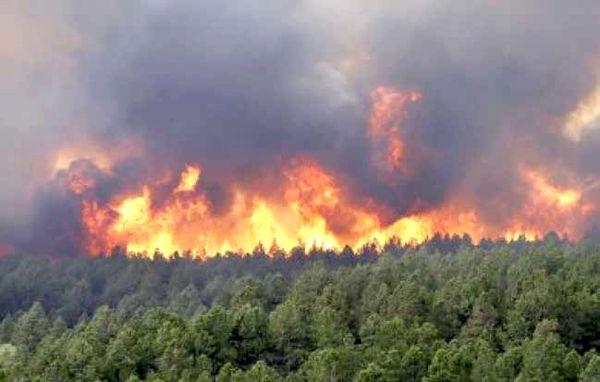 شعلههایی که همچنان زبانه میکشد