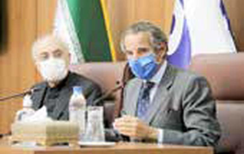 ایران داوطلبانه اجازه دسترسی آژانس به دو مکان هستهای را صادر کرد