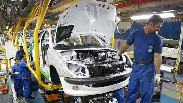صنعت خودروسازی با روندهای مشکوک همراه است
