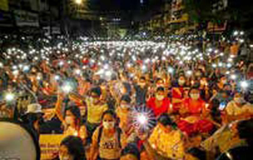 راهپیمایی لندنیها پس از قتل یک زن توسط پلیس
