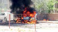 3 کشته در انفجار مرز ترکیه با سوریه