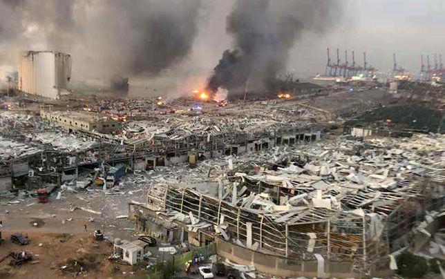 تکرار هیروشیما با 5 میلیارد دلار خسارت!