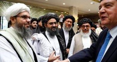 مذاکرات چراغ خاموش طالبان و آمریکا