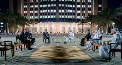 دیدار وزیر خارجه امارات با فرستاده رژیم صهیونیستی