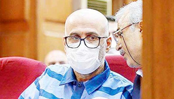 31 سال حبس و ضبط اموال برای اکبر طبری