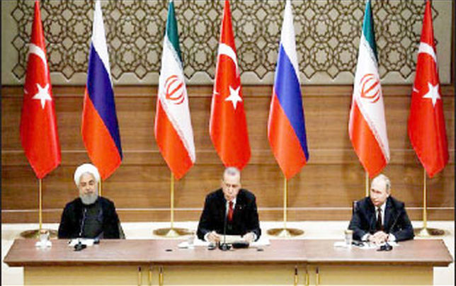دخالت آمریکا در سوریه فورا پایان یابد