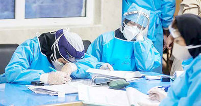 خروج غمانگیز پرستاران از چرخه نظام سلامت