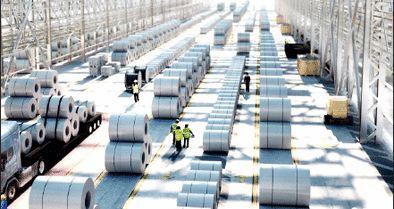 صنعت فولاد در کشورهای منطقه خلیج فارس
