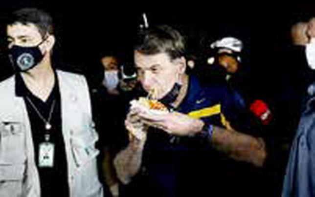 بولسونارو به رفع اتهاماتش در دیوان عالی برزیل امید دارد