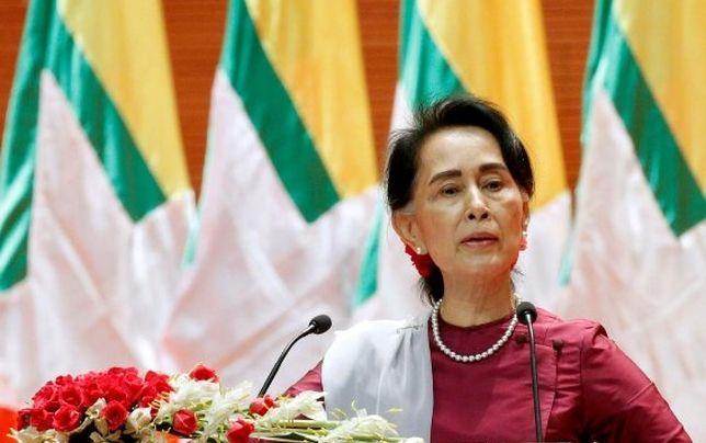 محاکمه سوچی توسط خونتای میانمار