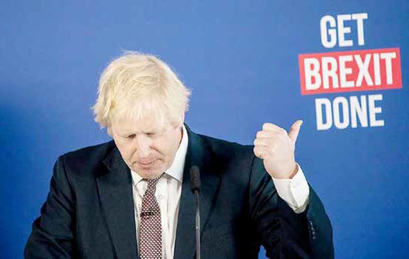 برگزیتِ سخت؛ تهدید جانسون برای اتحادیه اروپا