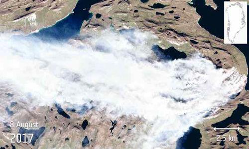 احتمال وقوع بزرگترین فاجعه اقلیمی جهان