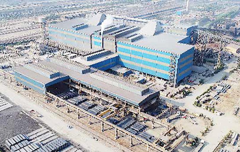 افزایش ظرفیت و احداث یک خط نورد در فولاد هرمزگان