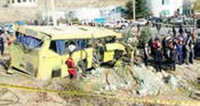 دانشگاه آزاد در حادثه واژگونی اتوبوس علوم تحقیقات مقصر شناخته شد