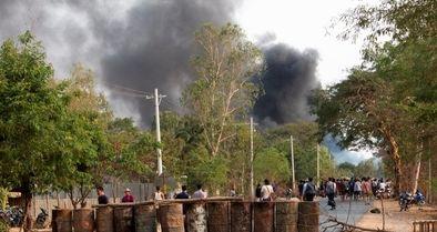 سازمان ملل متحد نسبت به «سوریه شدن» میانمار هشدار داد