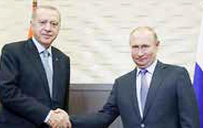 پوتین و اردوغان در استانبول دیدار کردند