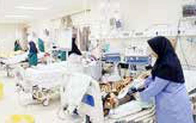 ارجاع بیماران ممنوع است