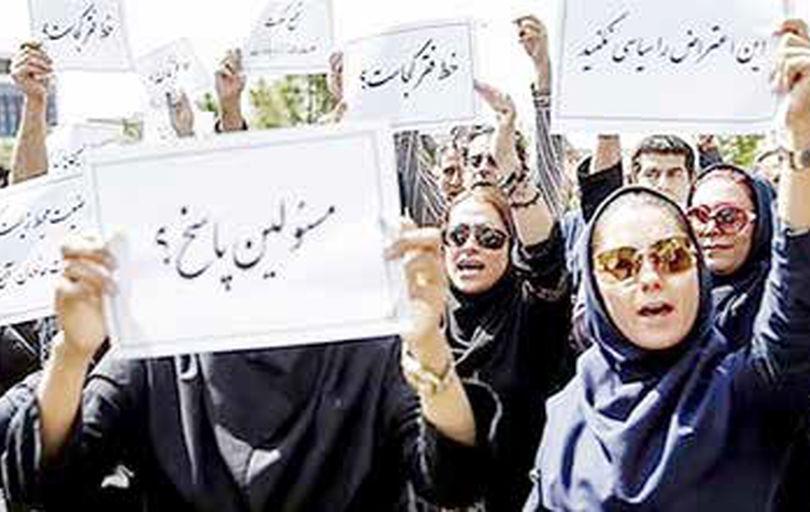 سرانجام وعده «تعیین مکانهایی برای برگزاری اعتراضات»