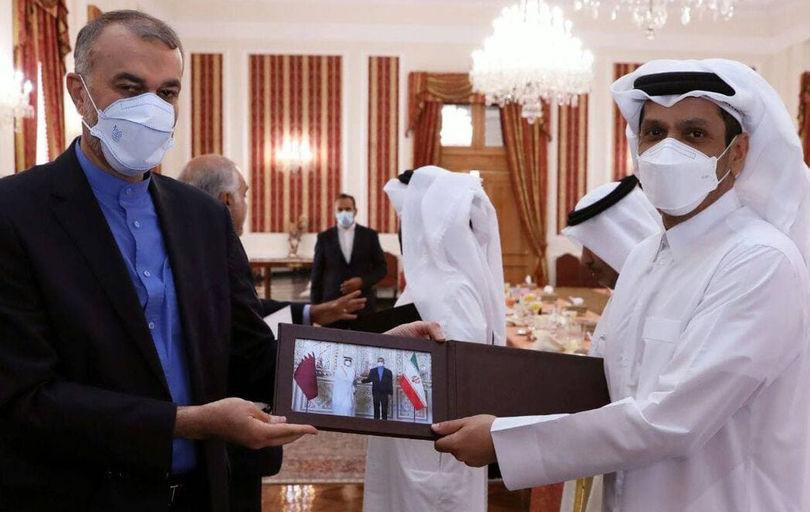 نارضایتی تهران از تشکیل دولت طالبان و میانجیگری قطر