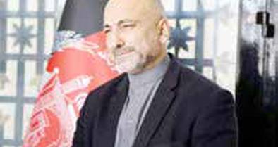 حنیف اتمر نامزد وزارت خارجه افغانستان شد