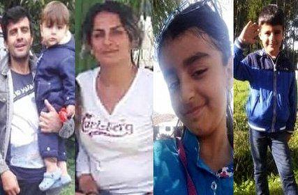 انتقال اجساد خانواده «ایراننژاد» به ایران با هزینه دولت