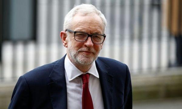 عضویت جرمی کوربین در حزب کارگر بریتانیا تعلیق شد