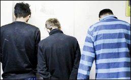 لال شدن مردی در چاقوکشی زورگیر پایتخت
