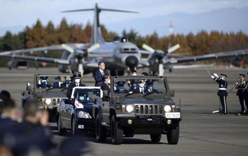 افزایش هزینه نظامی ژاپن