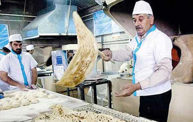 بحث افزایش قیمت نان فعلا مطرح نیست
