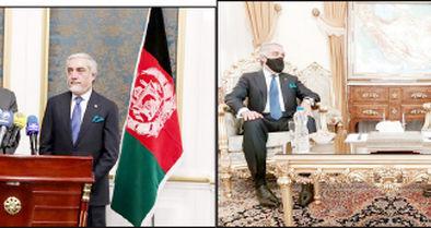 توسعه و تعمیق روابط تهران - کابل
