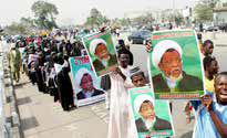 شیخ زکزاکی از نیجریه خارج شد