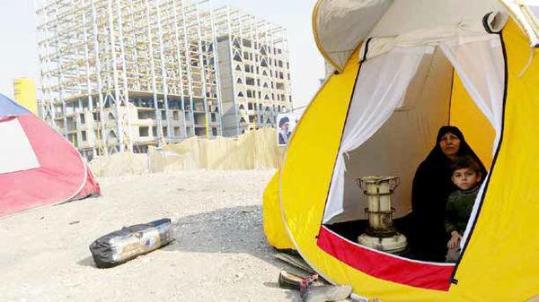 دربهدر «سرپناه» از پاکدشت ورامین تا دارآباد تهران