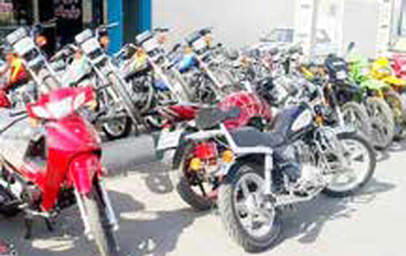 موتورسیکلتهای چینی در راه ایران