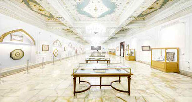 گنجینههای تاریخی در قلب مشهد