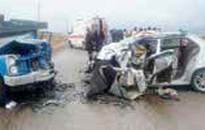 ۶۵ درصد تصادفات در محدوده ۳۰ کیلومتری شهرها رخ میدهد