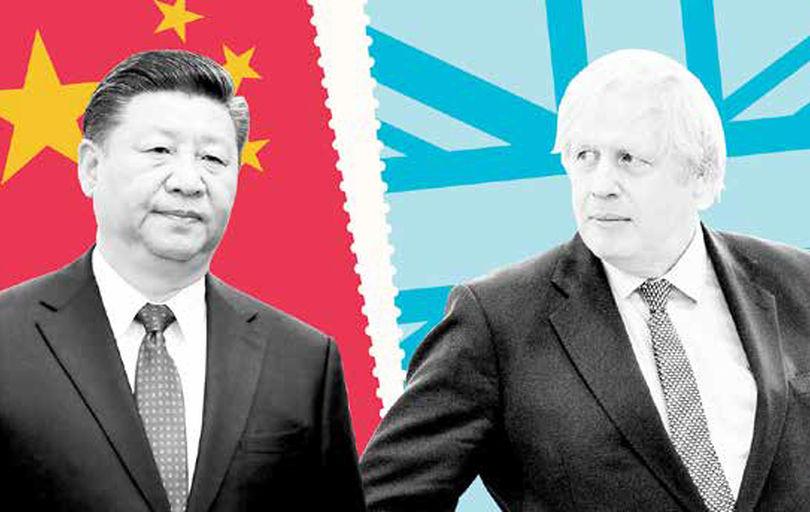 دوئل پکن - لندن با چاشنی هنگکنگ و هوآوی
