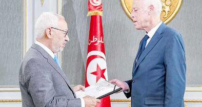 اصرار النهضه بر گفتوگوی ملی