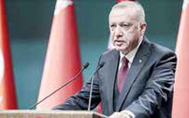 اردوغان: خرید اس ۴۰۰ برای تامین امنیت ترکیه ضروری بود