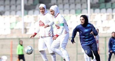 فوتبال زنان در آستانه جام ملتهای آسیا ملیپوشان در لیگ یک!