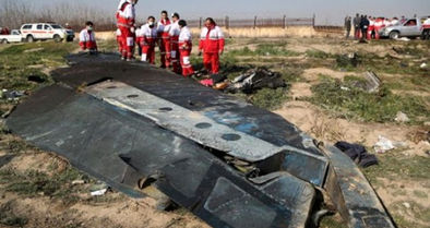 سامانه بدون اجازه به هواپیمای اوکراینی شلیک کرده است
