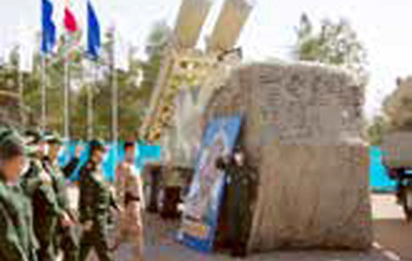 رونمایی از شهر جدید موشکی سپاه