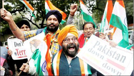 هندیها؛ خرسند از تحقیر پاکستان