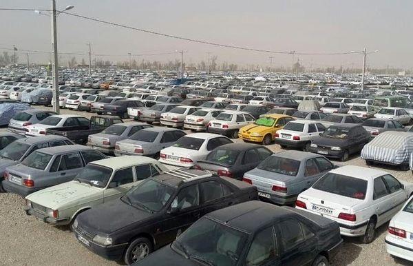 اجرای طرح ترخیص خودروهای رسوبی از پارکینگها